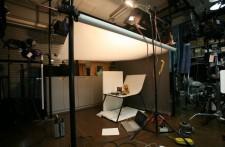 スタジオ照明システム開発