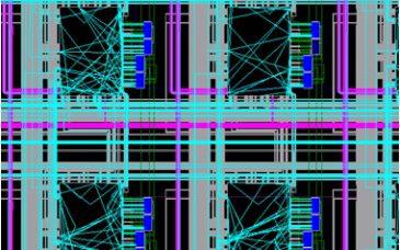 LSIチップインプリメンテーション